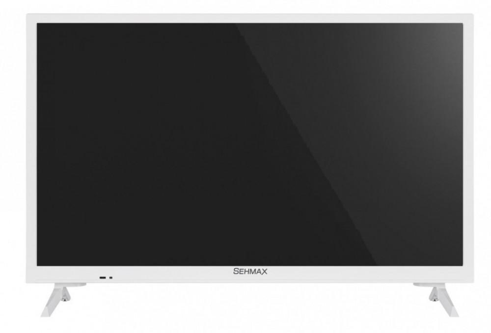 Sehmax 24LED SM-355-DC WiFi Smart-Tv 3-tuner Vit