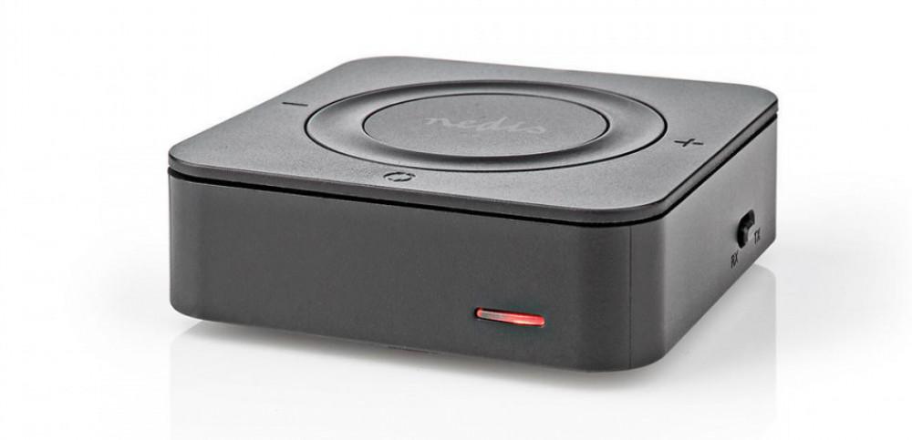 Nedis Laddbar Bluetooth Ljud/Mottagare och sändare BTTC200BK