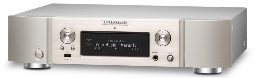 Marantz NA 6006 Silver-Guld