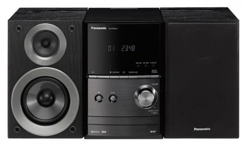 Panasonic SC-PM602EG-K DAB+