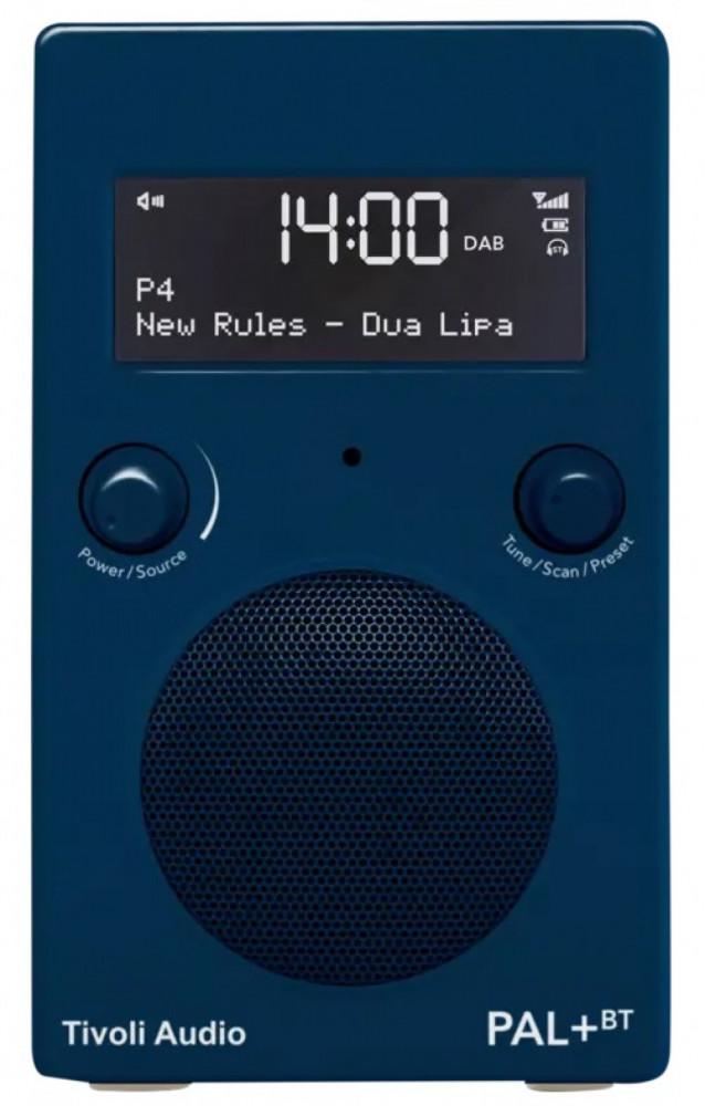 Tivoli Audio PAL BT+ (Gen 2) Blå