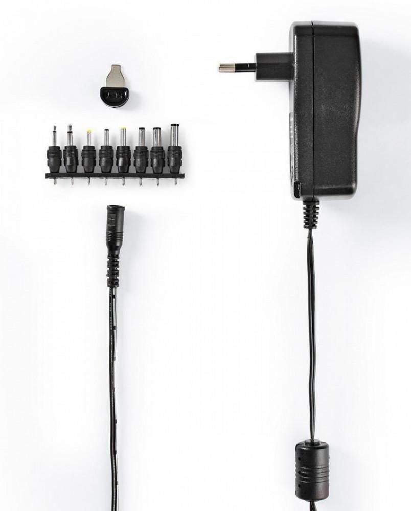 Nedis Universal AC/DC Adapter 1.5A / 18 Watt