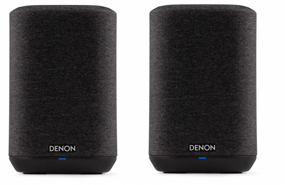 Denon Home 150 Duo-Pack Svart