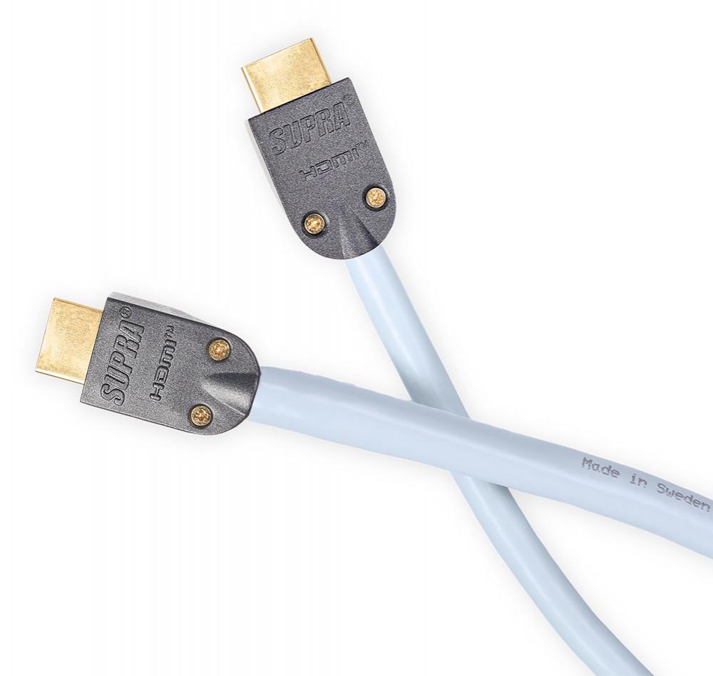 Supra Hdmi-Hdmi 2.1 UHD8K HD 4.0m