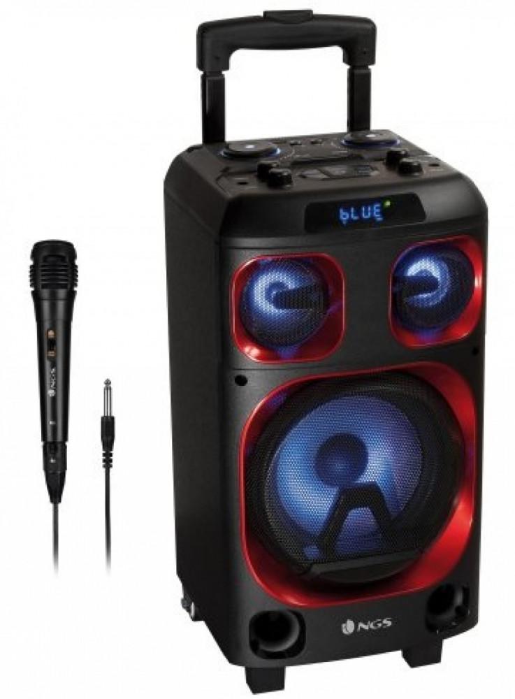 NGS Wild Ska Zero Bluetooth Partyhögtalare