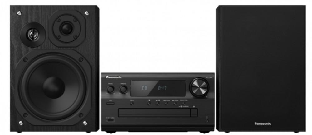 Panasonic SC-PMX802E Svart med Svarta Högtalare