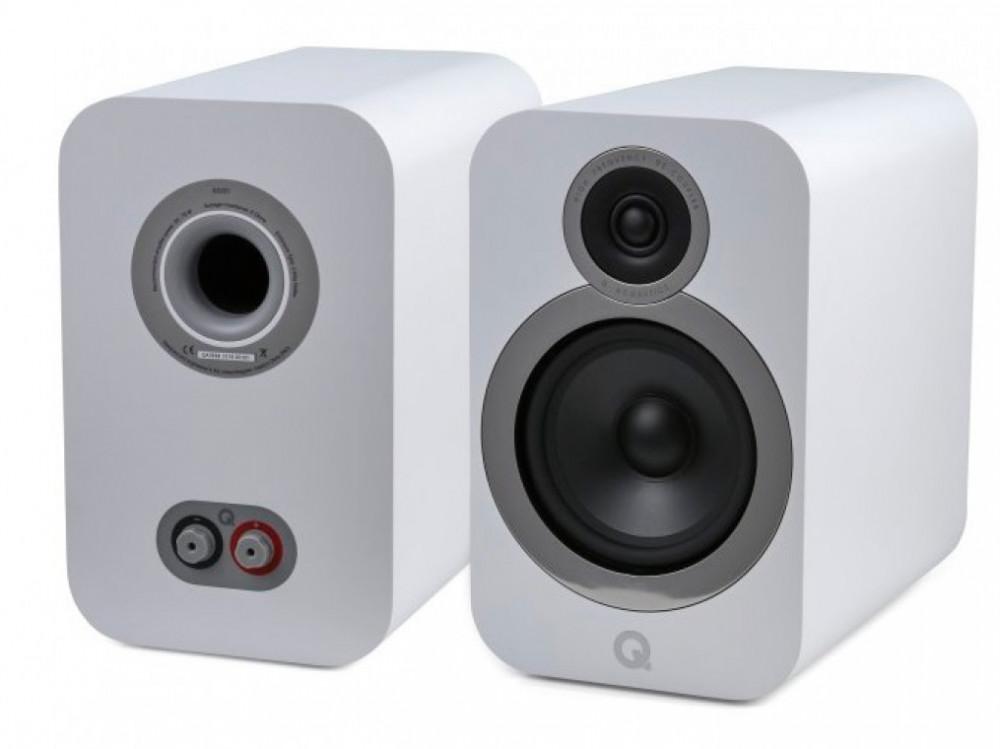 Q Acoustics 3030i Artic White - Matt vit