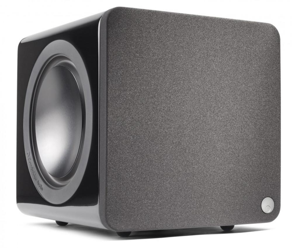 Cambridge Audio Minx X201 Blank Svart