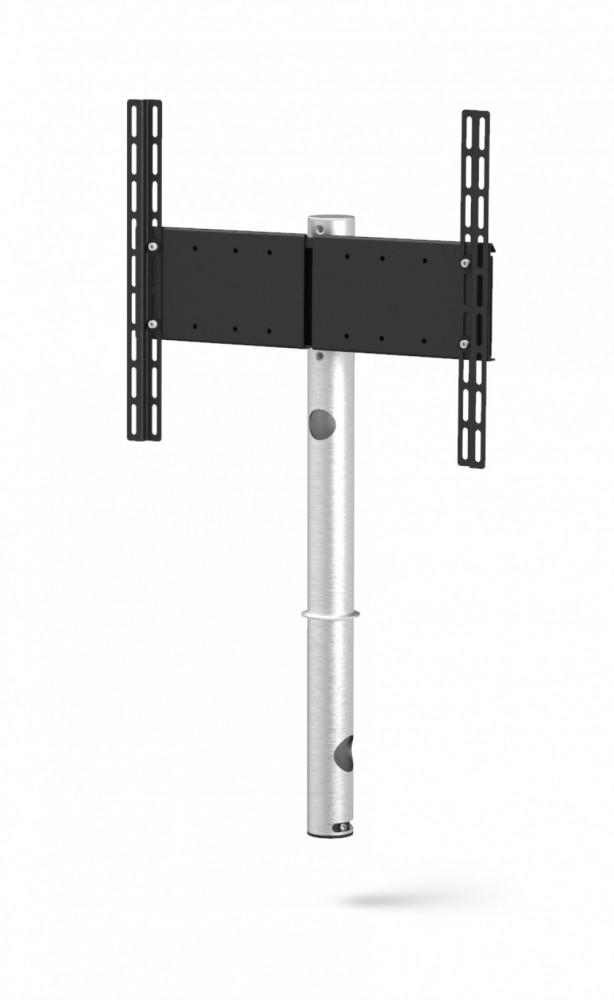 Spectral T60-600 - Aluminium Tv hållare för spectral/Just-Racks