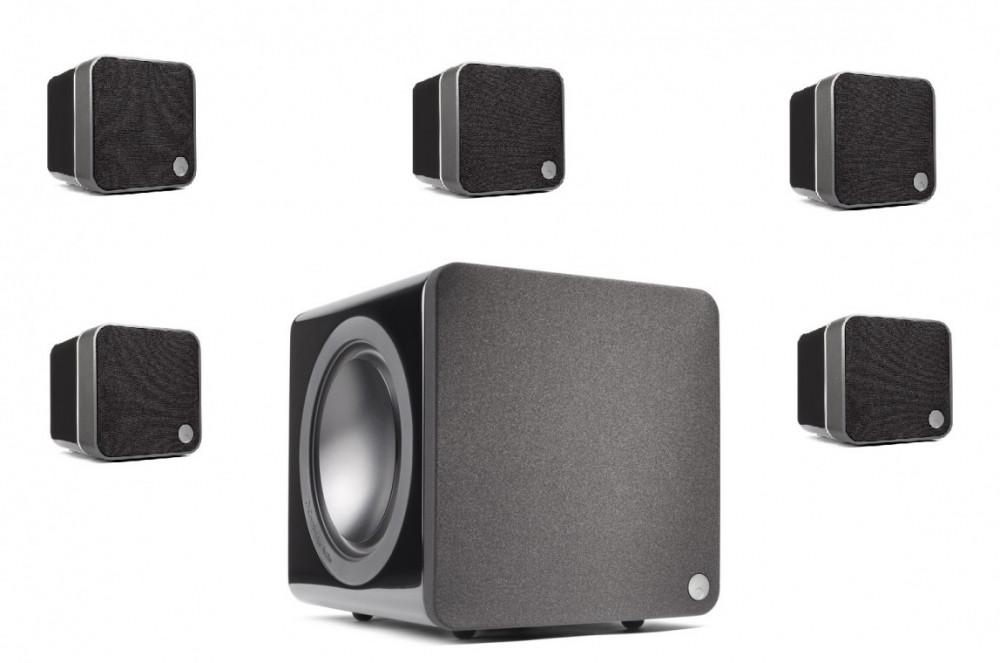 Cambridge Audio Minx 5.1 Small Speaker kit