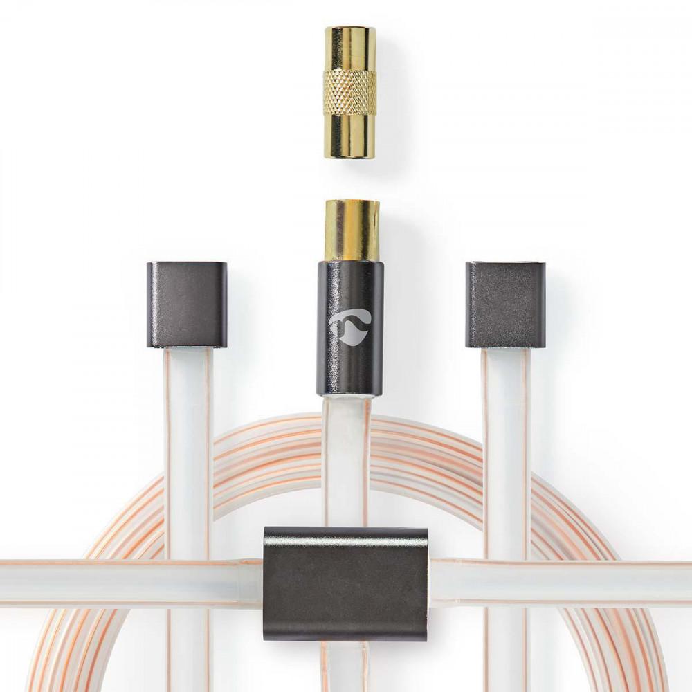 Nedis FM-Dipolantenn kabel