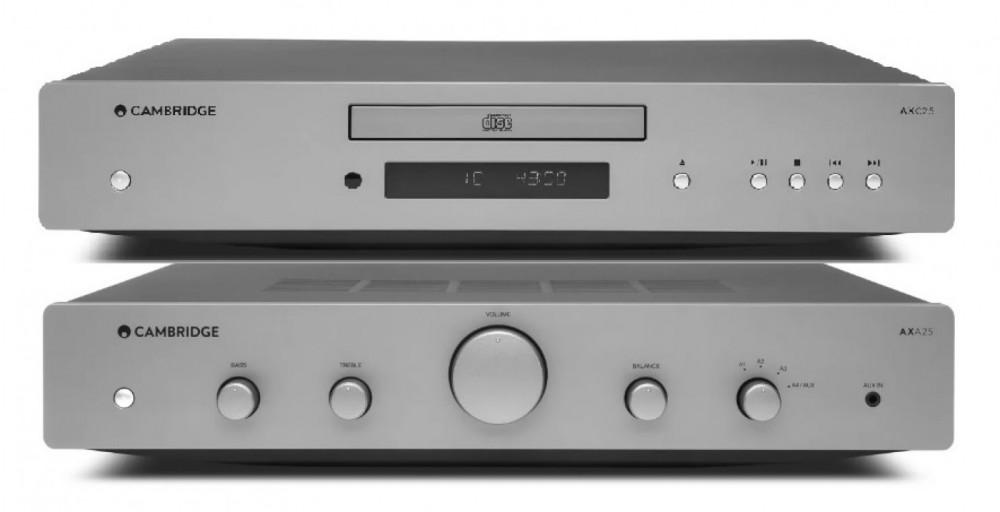 Cambridge Audio Förstärkare 2x25 watt inkl CD-Spelare