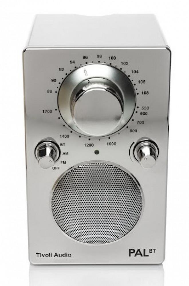 Tivoli Audio PAL BT (Gen 2) Chrome