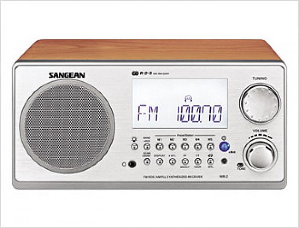 Sangean SANGEAN WR-2