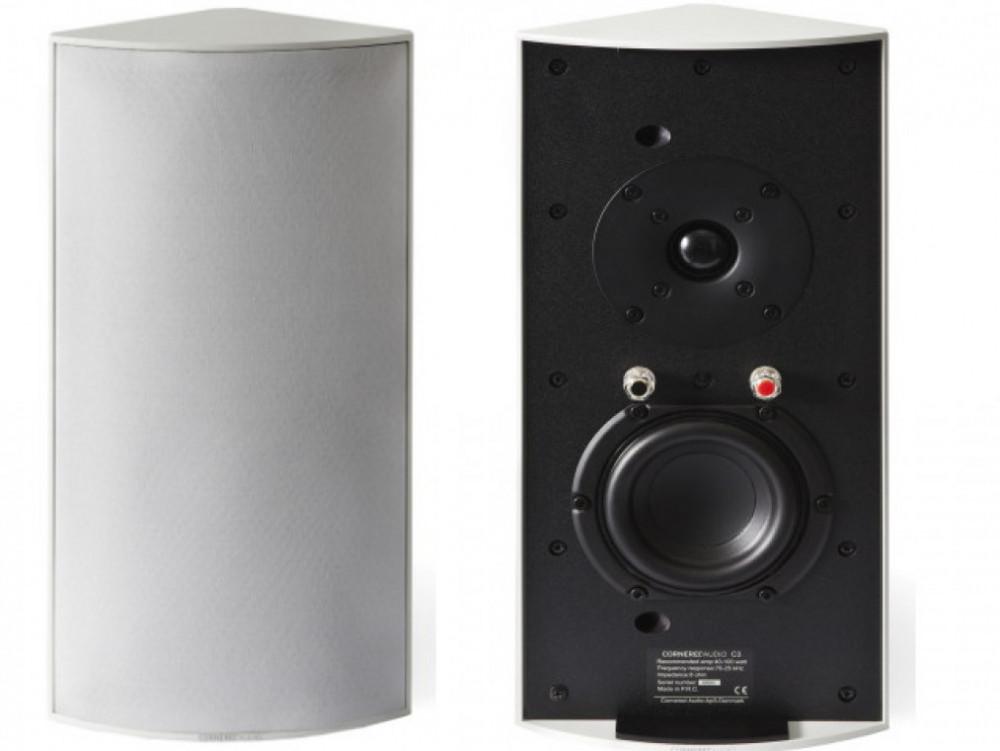 Cornered Audio CORNERED Audio C3 hörnhögtalare