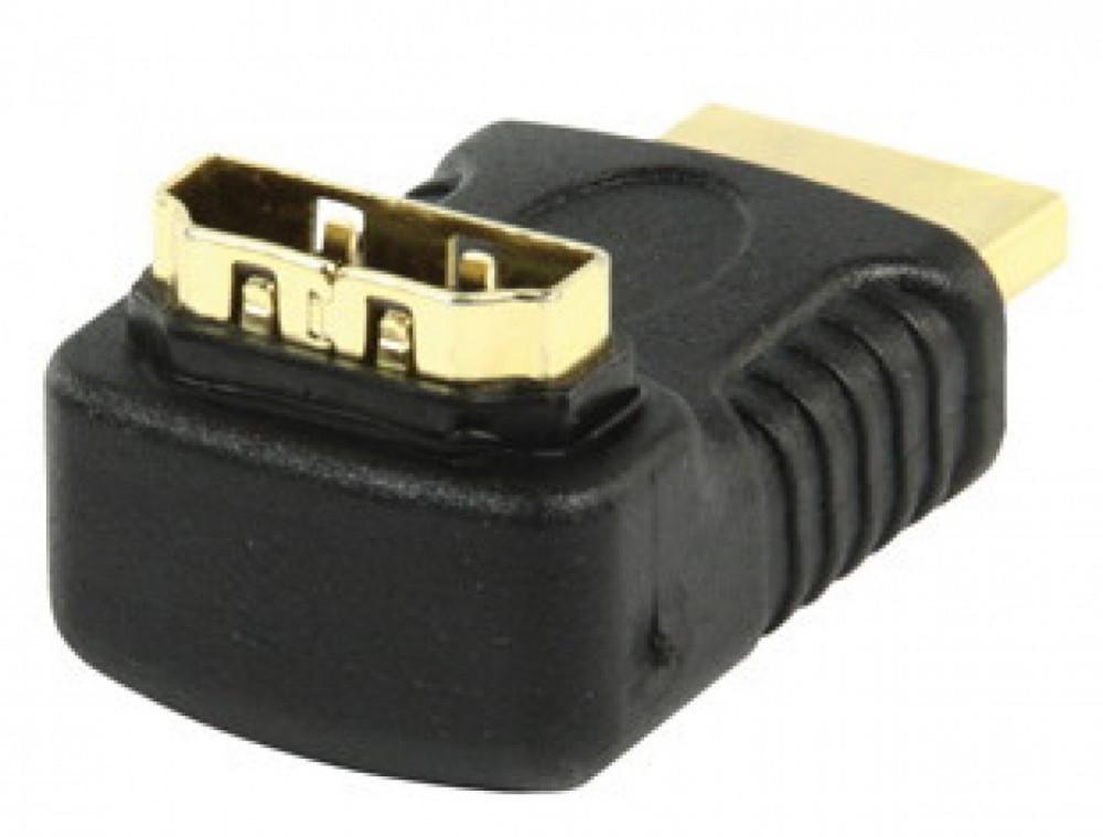 HQ HQ Vinklad 270 grader HDMI Adapter