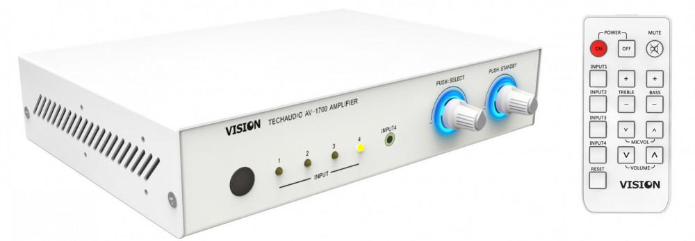 Övriga VISION AV-1700 Mini Förstärkare