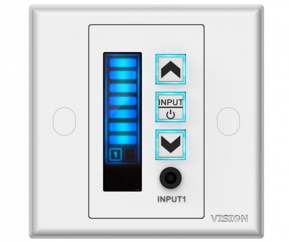 Övriga VISION TC2-AMP3 Inbyggnadsförstärkare